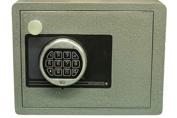 Buy and install safes, locksmith safe services