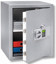 Berg Karat Fingerprint Safes