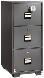 Locktech Fire Resistant Filing Cabinets